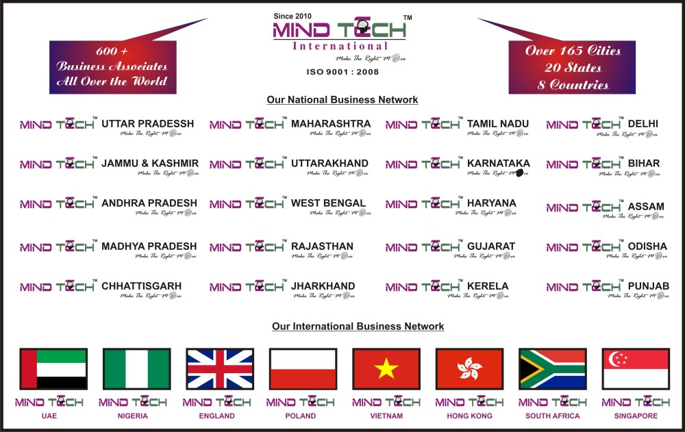 MindTech FRANCHISE NETWORK