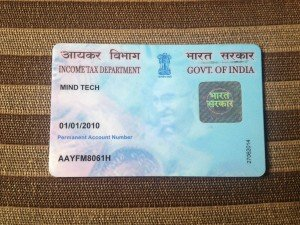 MindTech Pan Card