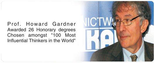 Prof. Howard Gardner