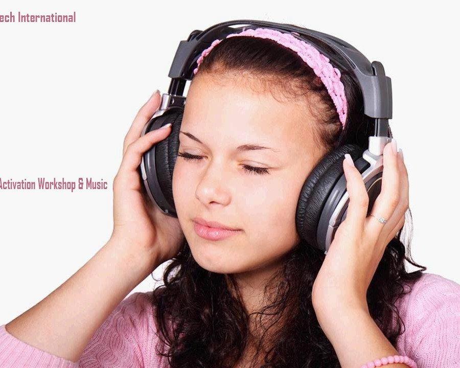 midbrain activation workshop & music